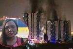 """Cháy chung cư quận 8 TP.HCM: """"Nếu có báo động, nhiều người đã không chết"""""""