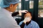 Bắt nam thanh niên đánh gãy mũi bác sĩ ở Thái Bình