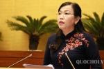 Quan chức Quốc hội: 'Đòi lót tay, phong bì ngày càng biểu hiện tinh vi'