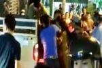 Mâu thuẫn sau va chạm giao thông, một người bị truy sát đến chết
