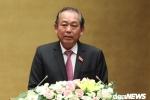 Phó Thủ tướng Trương Hoà Bình: Xử lý vụ đất đai Đà Nẵng được dư luận đồng tình