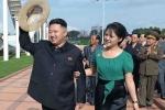 Vắng mặt trên truyền thông 7 tháng, vợ ông Kim Jong-un đang ở đâu?