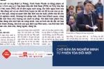 Xét xử ông Đinh La Thăng và đồng phạm: Chờ bản án nghiêm minh từ phiên tòa đổi mới