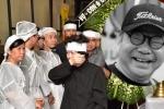 Người thân thất thần trong lễ tang của NSND Đoàn Dũng