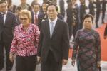 Chủ tịch nước bắt đầu chuyến tham dự APEC 2016 tại Peru
