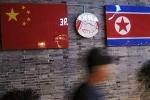 Trung Quốc nêu lý do cấm xuất khẩu nhiều vật liệu và công nghệ cho Triều Tiên