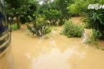 Video: Sau sạt lở, Yên Bái ngập lụt nghiêm trọng