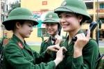 Điều kiện sức khoẻ thi vào các trường quân đội năm 2018 thế nào?