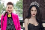 Thanh Hằng màu mè vẫn đẹp, Hoa hậu Hương Giang quyến rũ với váy xuyên thấu
