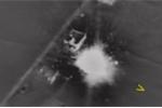 Video: Tên lửa Nga san phẳng khu vực phiến quân sát hại phi công Su-25 trú đóng