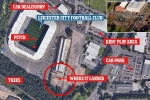 Video: Khoảnh khắc trực thăng chở Chủ tịch Leicester City mất lái, lao thẳng xuống mặt đất