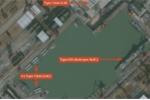 Vệ tinh phát hiện loạt tàu đổ bộ đệm khí mới của Trung Quốc