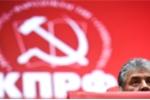 Uy tín của Đảng Cộng sản Nga tăng trước thềm bầu cử