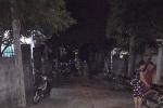 Nghi án chồng đánh vợ, châm lửa đốt nhà rồi cứa cổ tự sát ở Ninh Bình