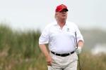 Kỳ lạ, Donald Trump tập thể dục bằng cách vẫy tay khi nói chuyện