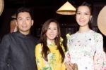 Hoa hậu Thu Hoài khoe vẻ trẻ trung, nữ tính đọ sắc cùng Thùy Dung