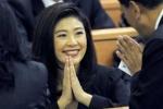 Thủ tướng Yingluck nhập viện ngay sát chuyến thăm VN