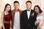 Tuấn Hưng, Hồng Quế cùng dàn sao dự đám cưới Vũ Duy Khánh