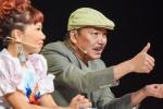 Nhạc sĩ Trần Tiến xúc động trước 'tiểu thư dương cầm' chơi đàn bằng một tay
