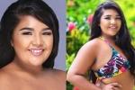 Thí sinh 'Hoa hậu Hoàn vũ Guam' gây tranh cãi vì ngoại hình to béo