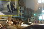 Rơi từ tầng 29 khu đô thị ở Hà Nội, nam thanh niên chết tại chỗ