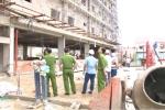 Trượt chân từ tầng 5 công trình, nam công nhân tử nạn