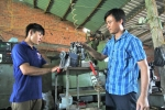 Chế tạo thành công máy cưa CD tự động