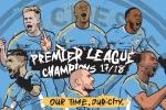 Thua đội bét bảng, Man Utd chính thức dâng cúp vô địch cho Man City