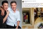Dương Triệu Vũ bị kẻ gian phá két ở Mỹ, lấy hết tiền trừ kỷ vật của Đàm Vĩnh Hưng
