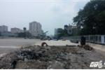 Hàng loạt sai phạm tại cầu vượt bị 'tố' lộ xốp trong bê tông