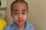 Sự sống mong manh của cậu bé 10 tuổi, 4 lần phẫu thuật u não
