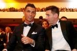 Gạt bỏ mâu thuẫn, Messi mời Ronaldo dự đám cưới