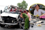 Tai nạn thảm khốc 6 người chết ở Tây Ninh: Chồng chết, vợ nguy kịch trên đường đi lễ