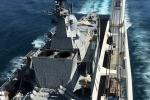 Rolldock Star về tới Singapore, Việt Nam sắp nhận đủ 4 chiến hạm Gepard