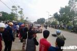 Xe 'điên' tông vào tổ CSGT xử lý tai nạn: Khởi tố, bắt giam lái xe