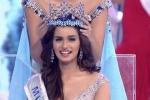 Ấn Độ lần thứ 6 đăng quang Miss World 2017