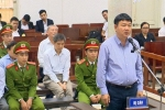 Ông Đinh La Thăng thú nhận lý do phải góp 800 tỷ đồng vào Oceanbank
