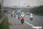 Ban An toàn giao thông TP. Hà Nội yêu cầu xử lý xe máy vào Đại lộ Thăng Long sau phản ánh của VTC News