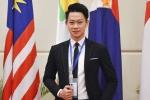 Ảnh: Không chỉ đẹp như nam thần, chàng trai Hà Nội còn giành học bổng danh giá bậc nhất châu Âu