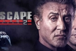 Phim chiếu rạp từ 25/6 - 1/7: Huỳnh Hiểu Minh lên kế hoạch đào tẩu cùng Sylvester Stallone