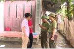 Anh: Cong an kham nghiem hien truong tham an, 2 nguoi chet o Hung Yen hinh anh 2