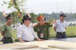 Kiểm tra an ninh trước khi khai mạc Festival Huế 2018
