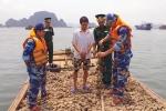 Biên phòng Quảng Ninh tiêu huỷ 9 tấn hàu giống nhập lậu