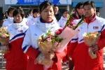 Hàn Quốc chi 2,6 triệu USD đưa phái đoàn Triều Tiên dự Thế vận hội mùa đông 2018