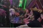 Hàng chục trai gái thác loạn, chơi ma túy tại quán bar ở trung tâm Sài Gòn