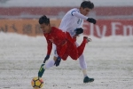 Triệu trái tim vỡ òa sau bàn thắng gỡ hòa của Quang Hải