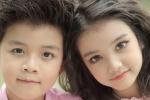 Cặp mẫu nhí tung bộ ảnh mừng Ngày nhà giáo Việt Nam đốn tim dân mạng