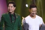 Ngọc Sơn yêu cầu thí sinh nam cởi áo khoe body trên sân khấu