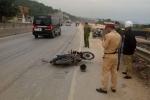 Truy tìm lái xe container gây tai nạn rồi bỏ chạy ở Quảng Ninh