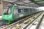Đối tượng nào được miễn, giảm giá vé khi đi tàu đường sắt Cát Linh - Hà Đông?